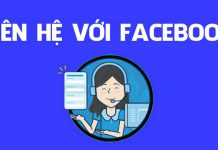 Liên hệ facebook
