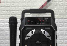 Loa karaoke mini