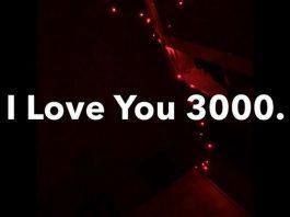 I love you 3000 là gì