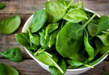 lợi ích của rau bina