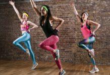 tập aerobic