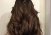 cách làm tóc ngắn xoăn tự nhiên