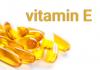 dụng vitamin e trị thâm môi