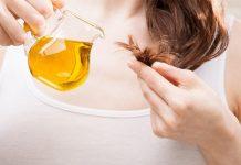 dầu ô liu dưỡng tóc