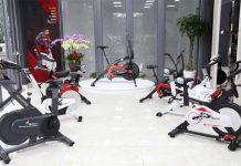 giá xe đạp thể dục