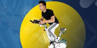 xe đạp thể dục elip