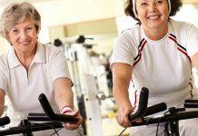 xe đạp vật lý trị liệu