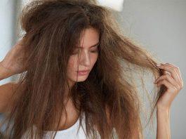 cách khắc phục tóc xoăn bị xù