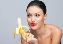 Phun môi có được ăn chuối không