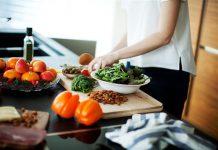 thực đơn giảm cân bằng rau củ quả