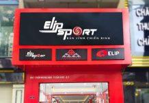 Cửa hàng Elipsport có mặt ở tất cả các tỉnh thành toàn đất nước