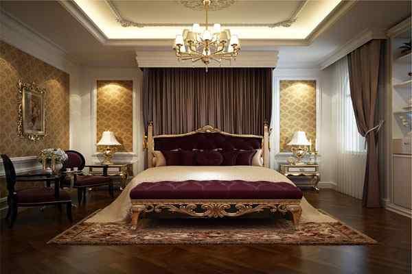 Đèn chùm trang trí phòng ngủ