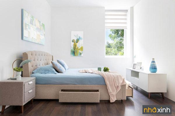dịch vụ trang trí phòng ngủ
